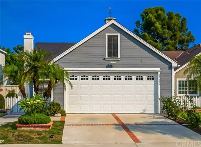 Mission Viejo Single Family Home For Sale: 27606 Sweetbrier Lane