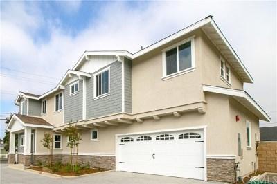Single Family Home For Sale: 353 E 18th Street #A