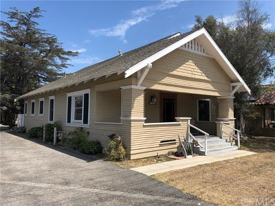 Multi Family Home For Sale: 2175 Tustin Avenue
