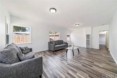 El Monte Single Family Home For Sale: 12044 McGirk Avenue