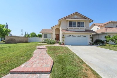 Yorba Linda Single Family Home For Sale: 17290 Orange Blossom Lane