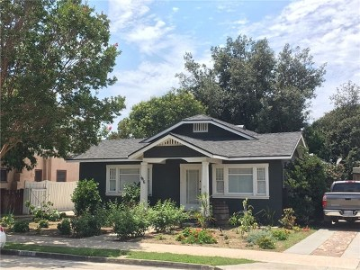 Santa Ana Single Family Home For Sale: 1816 N Ross Street