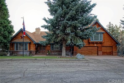 Wrightwood Single Family Home For Sale: 1755 Ash Road
