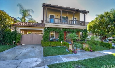 Ladera Ranch Single Family Home For Sale: 5 St Giles Court