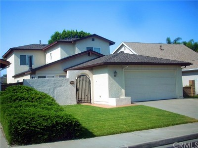 Mission Viejo Single Family Home For Sale: 27522 Halcon