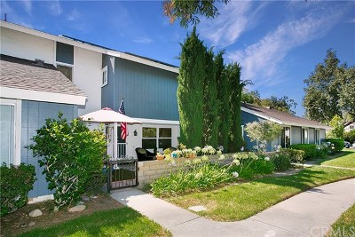 San Juan Capistrano Condo/Townhouse Active Under Contract: 29675 Woodlake Court