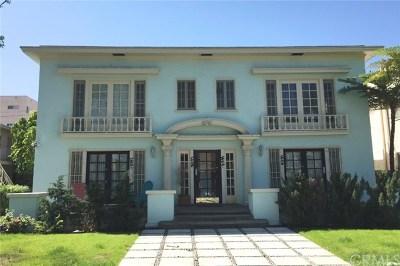 Long Beach Multi Family Home For Sale: 1604 E 1st Street