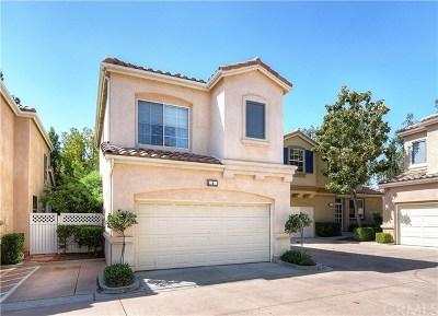 Rancho Santa Margarita Condo/Townhouse For Sale: 4 Calle De Vida