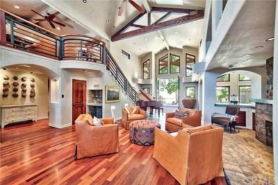 Orange Single Family Home For Sale: 7626 E Saddlehill Trail