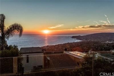 Laguna Beach Single Family Home For Sale: 1053 Katella Street