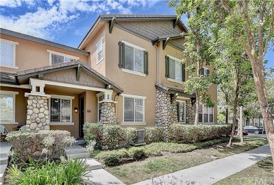 Ladera Ranch Condo/Townhouse For Sale: 66 Garrison