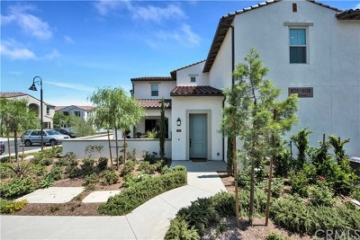 Irvine Condo/Townhouse For Sale: 808 Trailblaze