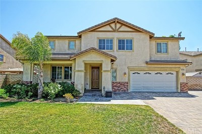 Corona Single Family Home For Sale: 1078 Benedict Circle