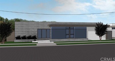 Corona Del Mar Single Family Home For Sale: 4533 Perham Road