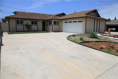 Huntington Beach Single Family Home For Sale: 6932 Oxford Drive