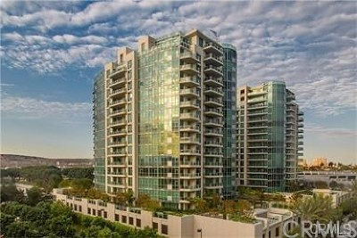Marquee At Park Place (Marq) Condo/Townhouse For Sale: 3131 Michelson Drive #505