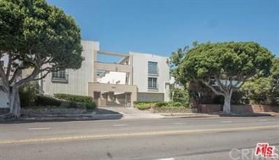Santa Monica Condo/Townhouse For Sale: 2621 Centinela Avenue #2