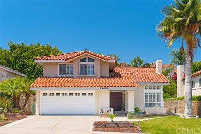 Mission Viejo Single Family Home For Sale: 26685 Sotelo