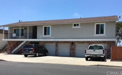 Dana Point Multi Family Home For Sale: 33851 Mariana Drive