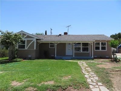 Corona Single Family Home For Sale: 922 Ford Street