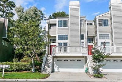 Dana Point Condo/Townhouse Active Under Contract: 33205 Ocean Rdg #41