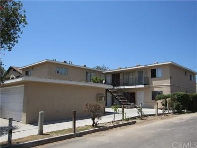 Anaheim Multi Family Home For Sale: 929 W Lodge Avenue