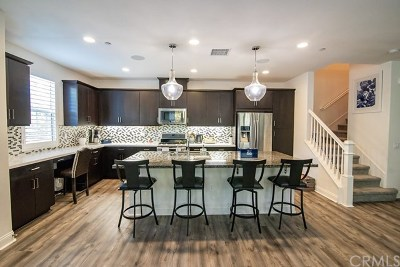 Lake Forest Condo/Townhouse For Sale: 207 El Paseo