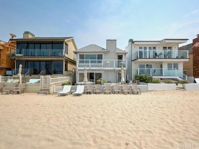 Orange County Rental For Rent: 6306 W Oceanfront #A