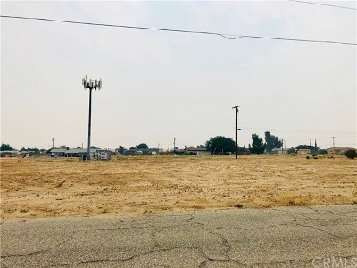 Hesperia Residential Lots & Land For Sale: Boxwood Avenue