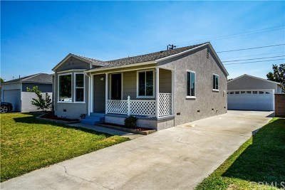 Lakewood Single Family Home For Sale: 5624 Downey Avenue