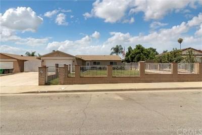 Chino Single Family Home For Sale: 11858 Serra Avenue