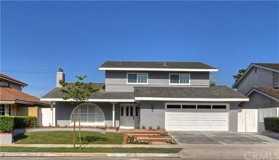 Huntington Beach Single Family Home For Sale: 21672 Kaneohe Lane