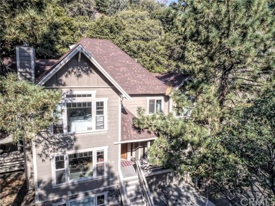 Wrightwood Single Family Home For Sale: 1778 Ash Road