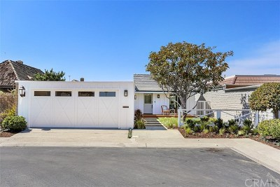 Dana Point Single Family Home For Sale: 23841 Cassandra Bay