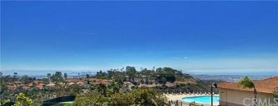 Laguna Niguel Single Family Home For Sale: 31482 Isle Vista