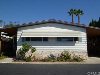 San Juan Capistrano Mobile Home For Sale: 27703 Ortega