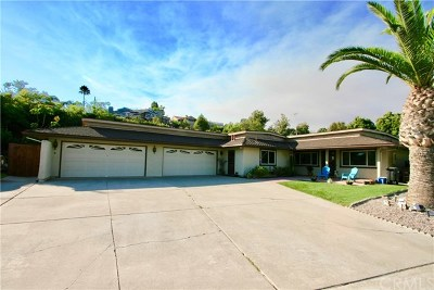 San Juan Capistrano Multi Family Home Active Under Contract: 32021 Via De Aguila