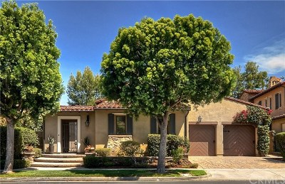 Irvine Single Family Home For Sale: 41 Crimson Rose