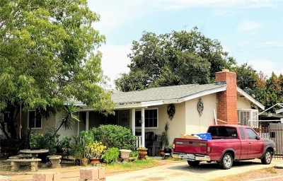 Rialto Single Family Home For Sale: 1017 N Alice Avenue