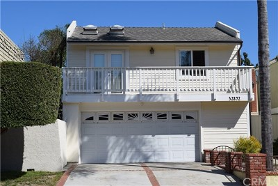 San Juan Capistrano Single Family Home For Sale: 32892 Calle Del Tesoro