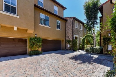 Irvine Condo/Townhouse For Sale: 221 Lonetree