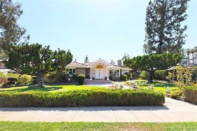 San Marino Single Family Home For Sale: 1701 Virginia Road