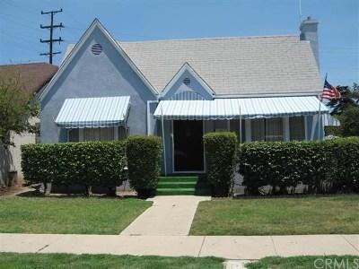 Huntington Park Single Family Home For Sale: 6908 Passaic Street