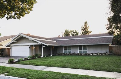 Orange Single Family Home For Sale: 876 South Earlham Street