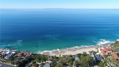 Laguna Beach Single Family Home For Sale: 15 N Vista De Catalina