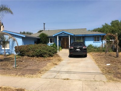 Costa Mesa Single Family Home For Sale: 3022 College Avenue