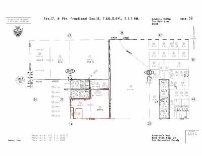 El Mirage Residential Lots & Land For Sale: 5482 El Mirage Rd