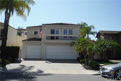 Mission Viejo CA Single Family Home For Sale: $949,900