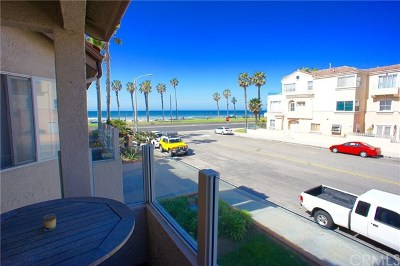 Huntington Beach Condo/Townhouse For Sale: 1400 Pacific Coast Unit 121