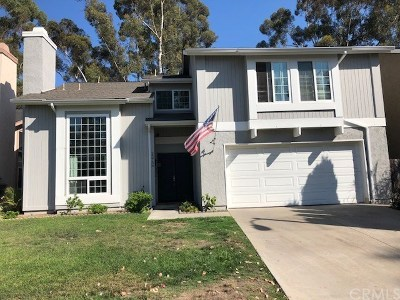 Mission Viejo Single Family Home For Sale: 23756 Brasilia Street